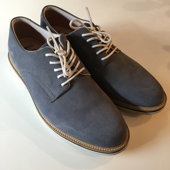 10a174b81b0 1901 Other - Men s 1901 Blue Suede Oxford Shoes